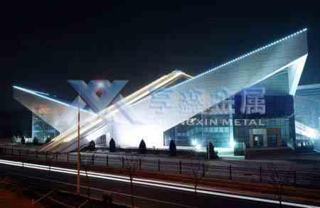 方矩管应用案例之北京石景山体育馆改造工程
