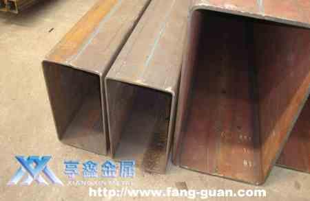 焊接方矩管350*350*4