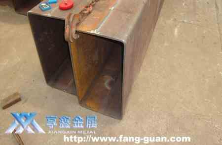 低合金焊接方矩管350*250*6