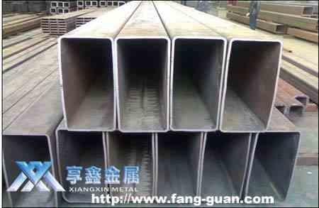 Q345镀锌矩形管